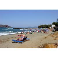 Platanias Beach